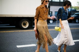 olivia-palermo-fringe-skirt-street-styleNYFW