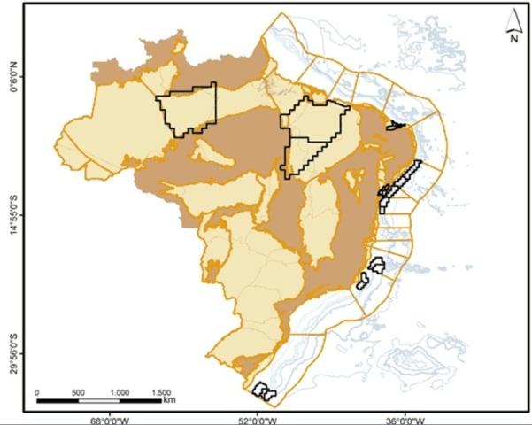 13 rodada mapa geral