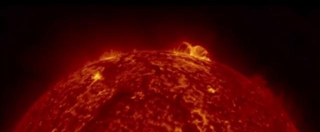 Nasa imagem do Sol 3