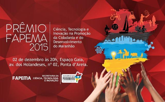 Prêmio fapema 2015