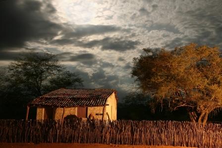 Casa de Dona Jacosa, avo materna de Lampiao _ Serra Talhada_PE