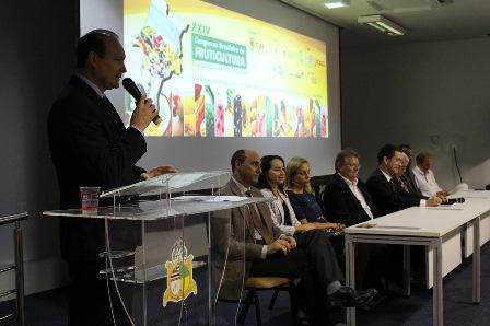 Representante do governador Flávio Dino na solenidade de lançamenbto