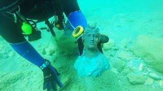 Tesouro Romano no Mediterrâneo 1
