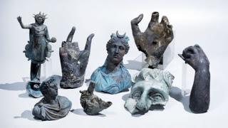 Tesouro Romano no Mediterrâneo 5