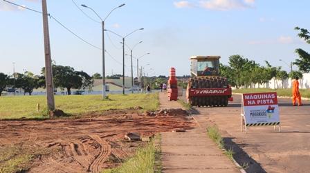 Foto 1 menor - urbanização  campus da Uema