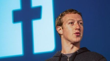 Foto 3 Mark Zuckerberg (Facebook)