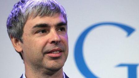 Foto 5 Larry Page (dono da metade do Google)
