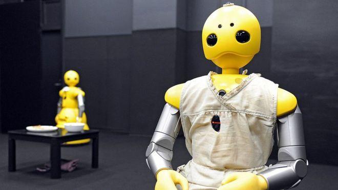 2017 inicia a era dos robôs