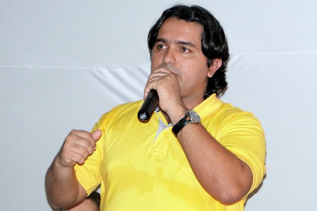 Resultado de imagem para prefeito do município de Miranda do Norte, José Lourenço Bonfim Júnior.