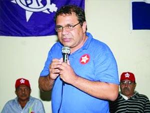 vice-presidente do Partido dos Trabalhadores, Augusto Lobato