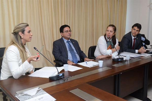 Secid é 'feudo' de Waldir Maranhão, diz Andrea