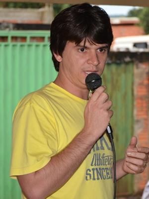 Preso prefeito de Nova Colinas