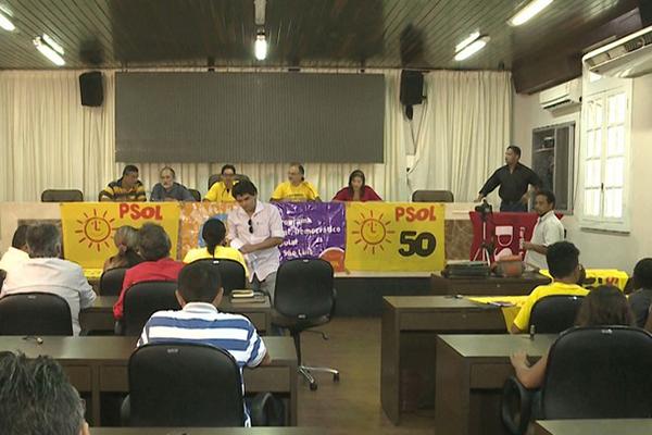 PSOL lança candidato em São Luís