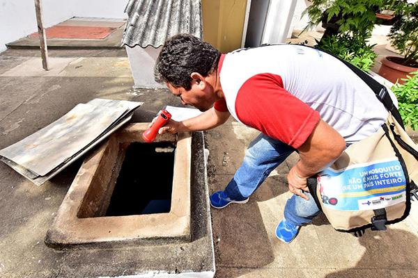 Prefeitura de São Luís intensifica combate ao mosquito Aedes Aegypti