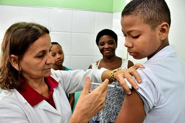 Segundo a secretária, a procura pela vacina tem aumentado nas 66 salas disponibilizadas pela Semus