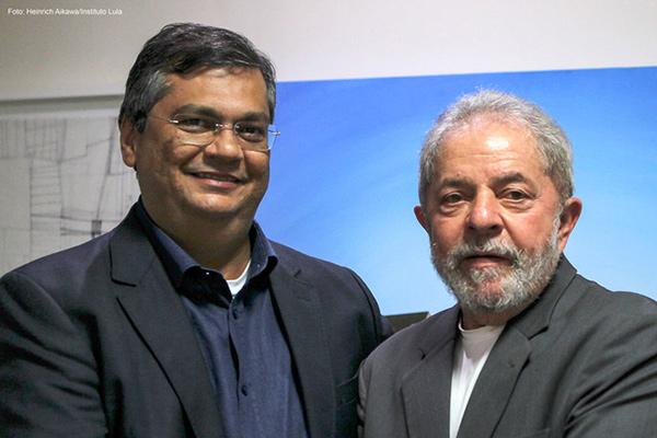 Flávio Dino comenta condenação de Lula