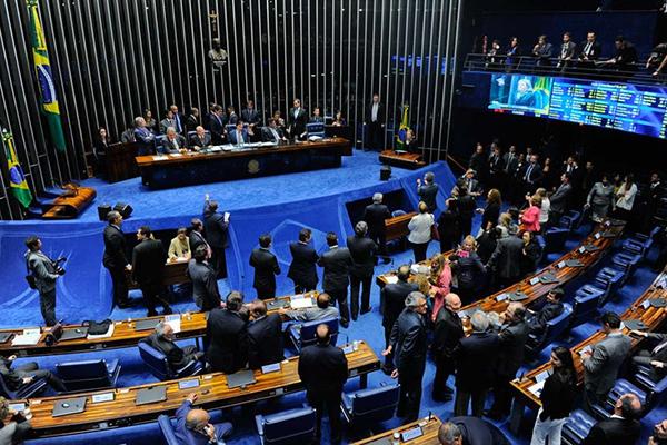 Senado aprova Reforma Trabalhista